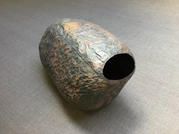 Mue Cuivre martelé 80x60cm